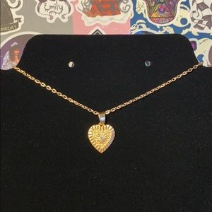 5/$25 Heart Necklace